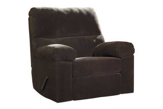 Zeena Rocker Recliner from Gardner-White Furniture