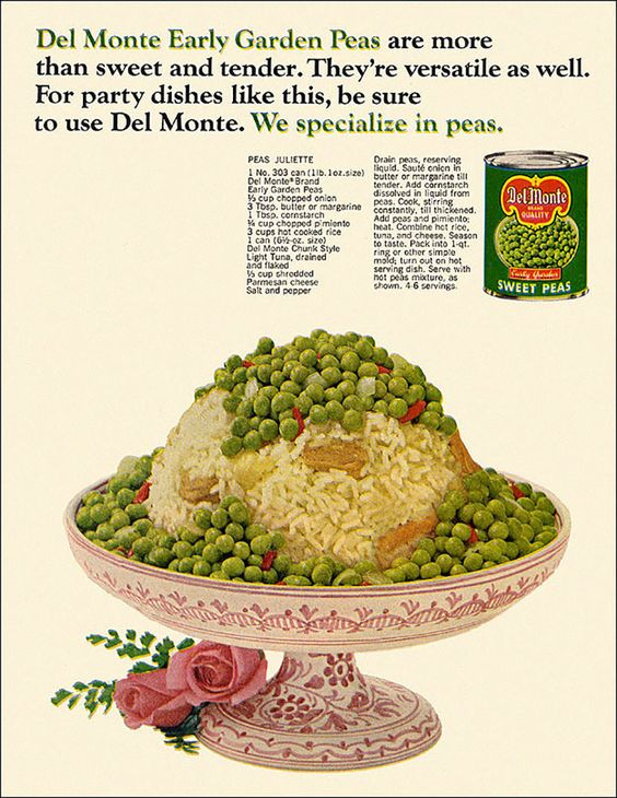 Let's Cook, 1950s Style ~ a tasty Tuna dish
