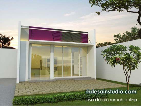 Desain Kantor Kecil Minimalis Tampak Depan Portfolio Kantor Rumah Rumah Desain Rumah