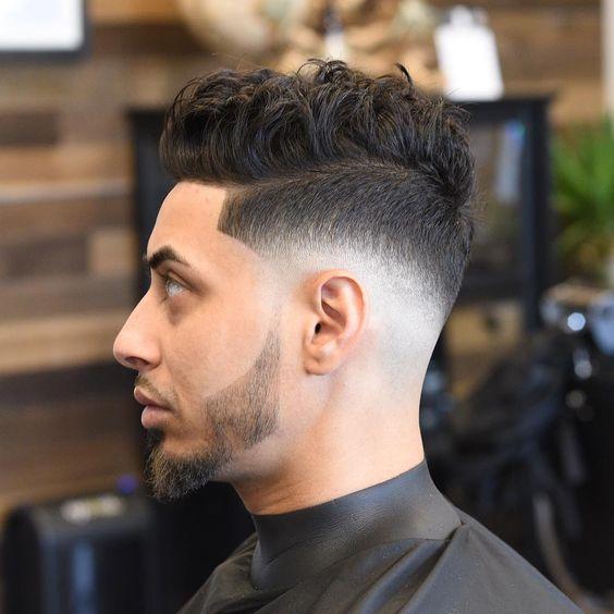 Gaya rambut pria terbaru 2019