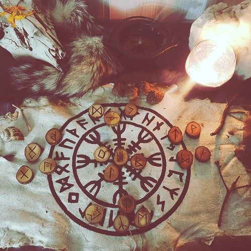 The Nordic Path A Beginner S Guide To Norse Witchcraft Part 2 Types Of Magic In 2020 Norse Pagan Witch Symbols Norse