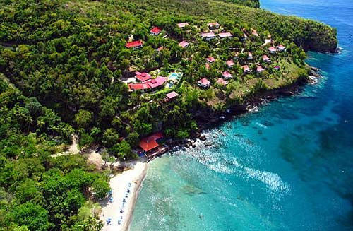 Explore The Beauty Of Caribbean: Ti Kaye, St. Lucia. Simply Amazing!