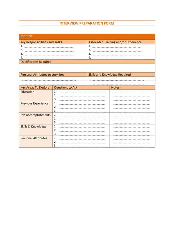 Form 4-Recruitment Strategies Evaluation Human Resource - on the job training form