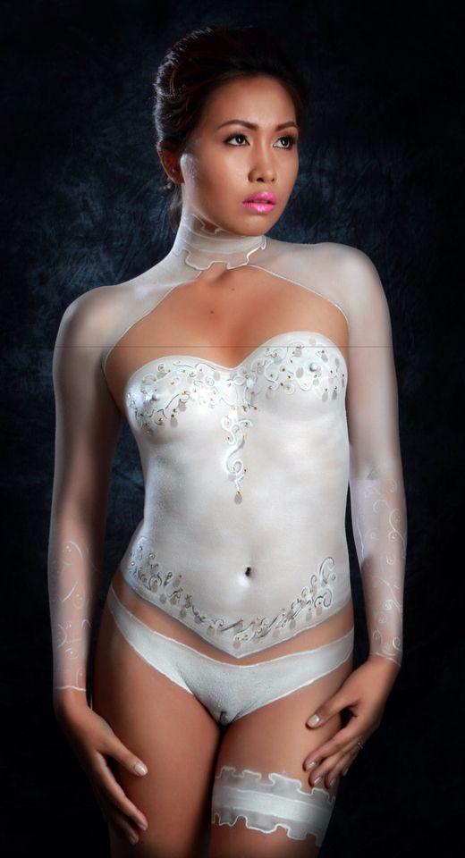 Claudia marie big fake tits