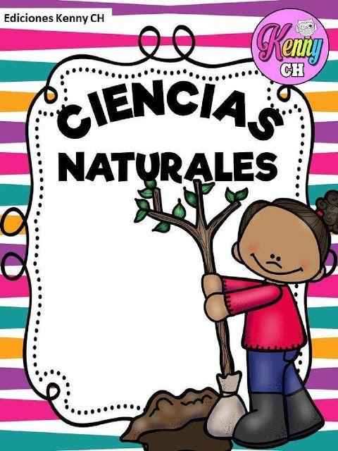 Fichas De Primaria Portadas Para Cuadernos Portada De Cuaderno De Ciencias Caratulas De Ciencias Naturales Portadas De Cuadernos