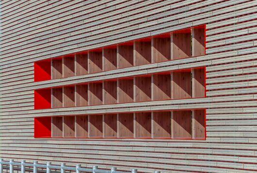Estação de Serviço Sustentável / Knevel Architecten (13)
