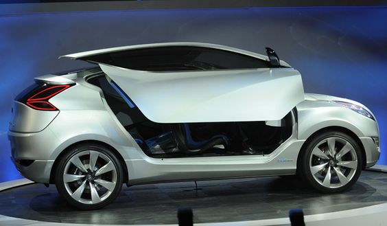 small suv concept cars and tucson on pinterest. Black Bedroom Furniture Sets. Home Design Ideas