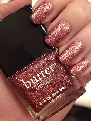 Butter London Rosie Lee. Love this color.