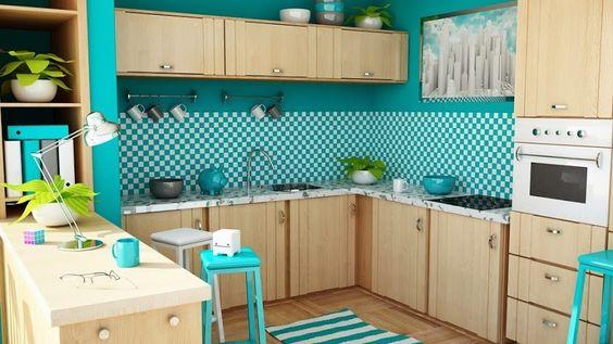 Nos encanta esta idea para cambiar la cocina por completo sin dejarnos mucho dinero y modernizando al máximo el espacio. No te pierdas el antes y el después.