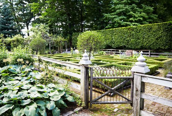 Tour Bunny Williams's Picture-Perfect Garden: