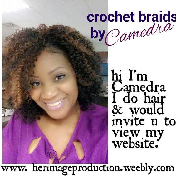 Crochet Hair On Amazon : ... crochet hairstyles crochet braids and more crochet crochet braids