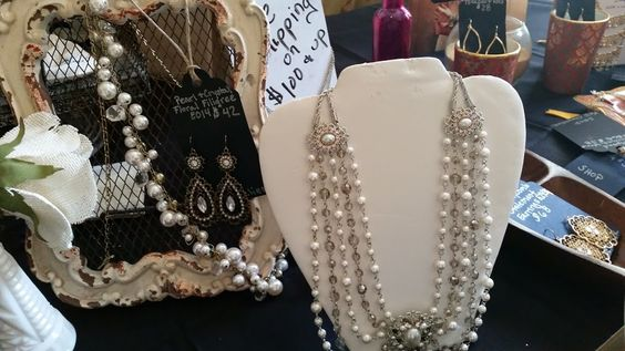 Host a pop-up shop with me. It's so simple and fun. Just book  at ChloeandIsabel.com/boutique/StyleSoldier