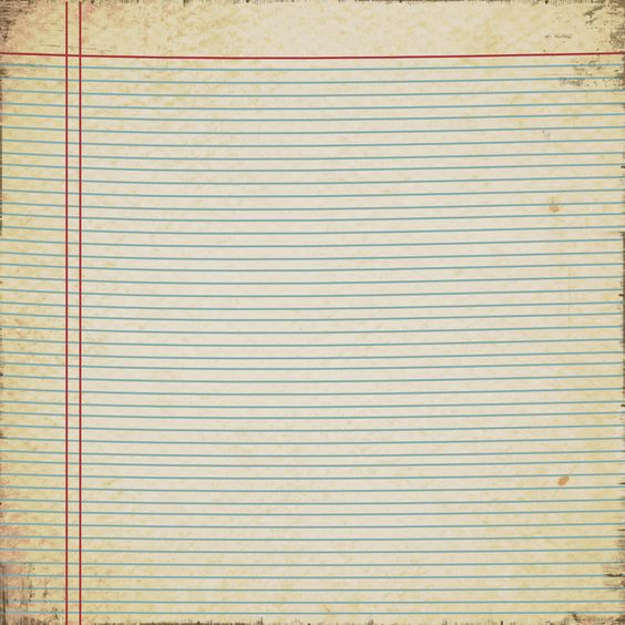 Free download!!!Vintage Notebook Paper. Can I please ...