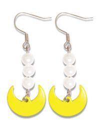 Earrings: Sailor Moon Princess Earrings