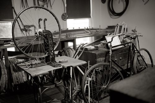 Wright Brother S Shop Bicycles Pinterest Wright Brothers