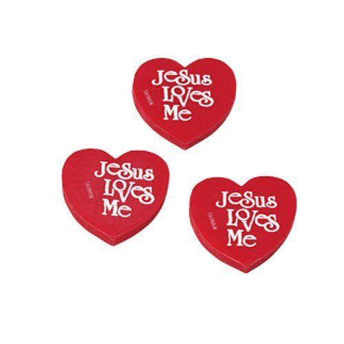Printable Scripture Verse Valentines for kids