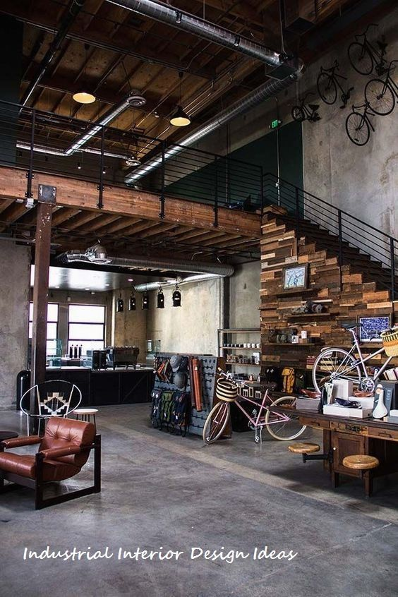 Diy Industrial Design Ideas 1 Industrial Home Design Garage