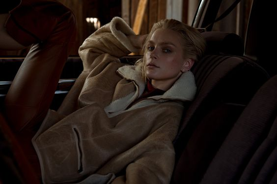 Jessica Stam in Harper's Bazaar Kazakhstan September 2016 by Paul McLean