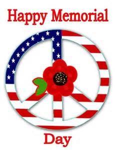 Peace Happy Memorial Day