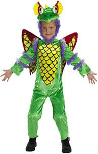 Toddler Bug Creature Costume