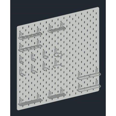 Ikea Skadis Universal Hook Set
