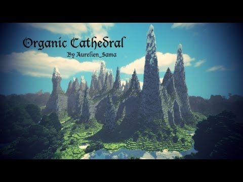 Organic Cathedral - a Minecraft cinematic [1080p]