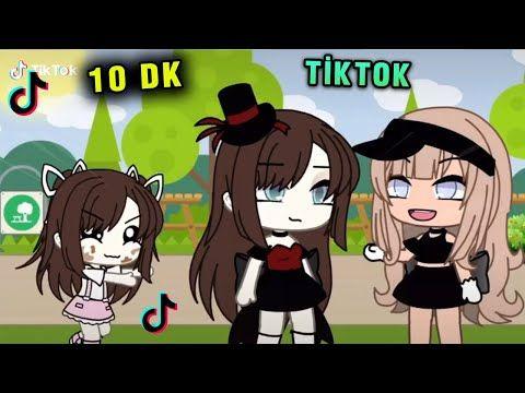 Gachalife Tiktok Compilation 2 Youtube Anime Character Fictional Characters