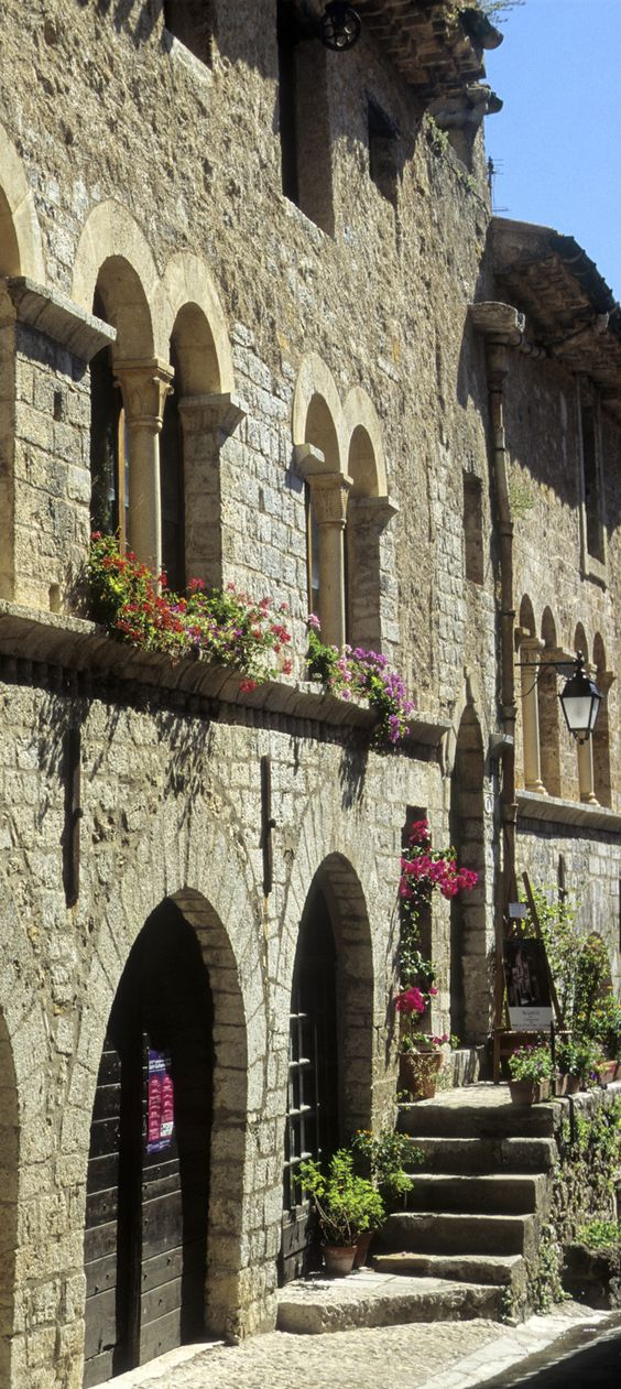 Saint-Guilhem le Désert, France