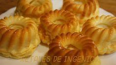 Retales de ingenio: Recetas y Dietética: Roscos de leche Dukan