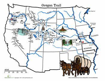 37 best Oregon Trail images on Pinterest  Oregon trail American