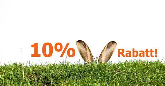 Frohe Ostern mit 10% RABATT!  Ab Montag, den 30.03. bis einschließlich Samstag, den 04.04.2015 bekommt ihr auf´s Stechen von Piercings, auf Teilimplantate und auf Schmuckkauf 10% RABATT!  P.S. nicht kombinierbar mit anderen Rabatten/Aktionen!