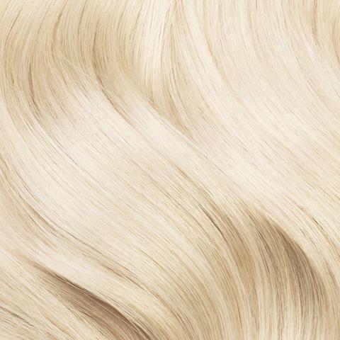 20 Seamless Platinum Blonde Clip Ins 20 180g Platinum
