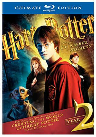 Harry Potter And The Chamber Of Secrets 2002 Brrip 500mb Hindi Dual Audio 480p Chamber Of Secrets Harry Potter Movies Harry Potter Ultimate Edition