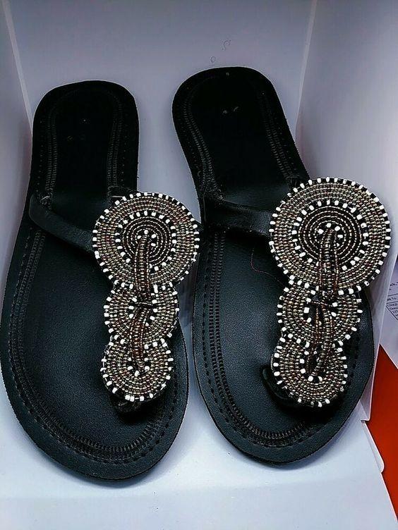 27++ Black dressy flip flops trends