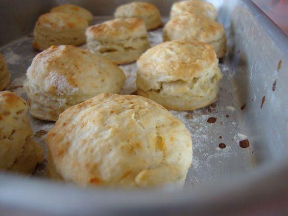 As Minhas Receitas: Scones de Roquefort