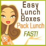 Easy Lunchbox System Review -- really like the sound of these containers, but the fact that they are NOT leakproof to due being made for little hands to open easily gives me pause