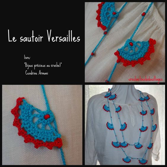 Sautoir Versailles