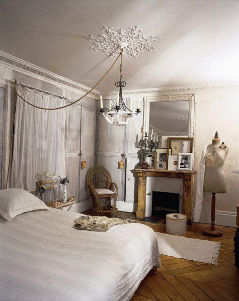 ぜひ参考にしたい 海外のシャビーシックなベッドルーム例 62 Beautiful Bedrooms Bedroom Design Bedroom Inspirations