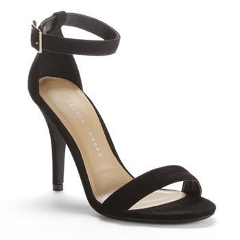 LC Lauren Conrad Strappy Dress High Heels - Women Sale $41.99 ...
