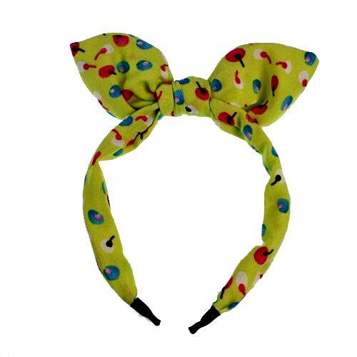 little girls fashion ears headband #a011