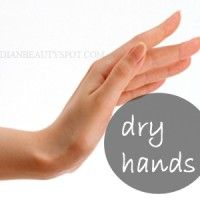 Beauty tips – Treat Dry Rough Hands