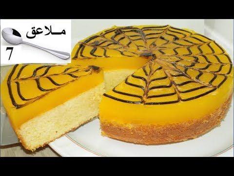 طورطة طبقات باردة من الذ مايكون سهلة و اقتصادية في نفس الوقت بمكونات بسيطة Youtube Desserts Baking Cheesecake