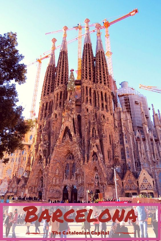 Gaudi, football, and the sea have lured millions of tourists every year to visit the fascinating city of Barcelona.