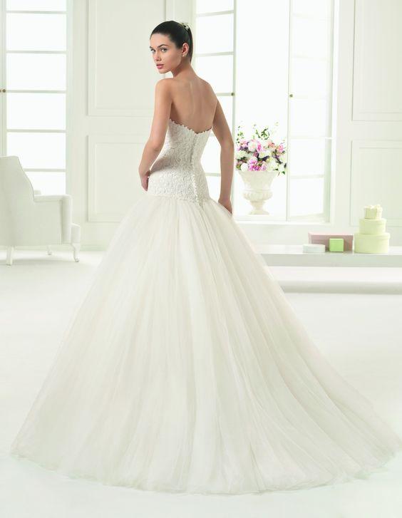 ELAN - Robe de mariée TWO BY ROSA CLARA 2017