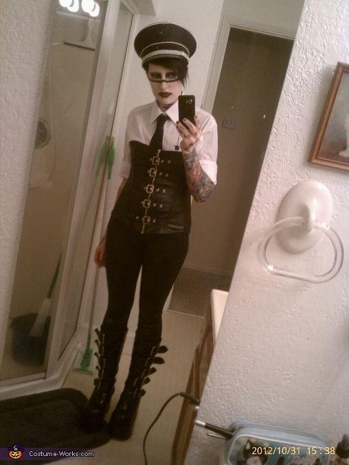 my marilyn manson costume d halloween costumes pinterest marilyn manson - Marilyn Manson This Is Halloween Album