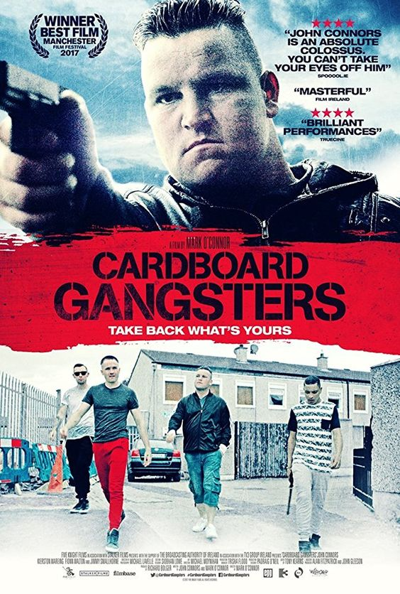 Cardboard Gangsters HDRip