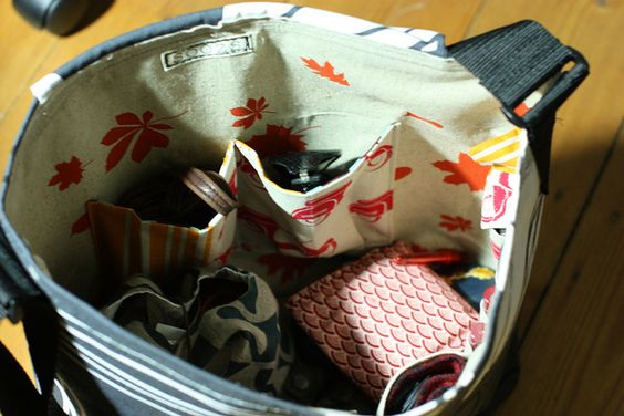 bag lady by Soozs, via Flickr - things learned about making bags