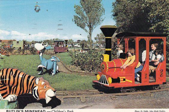 Butlins Minehead - Peter Pan Railway
