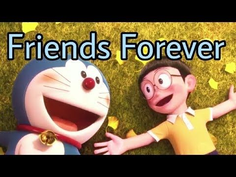Tere Jaisa Yaar Kaha Yara Teri Yari Ko True Friends Nobita Shizuka And Doraemon Friendship Song Youtube Friendship Songs Cute Statuses Friendship Status