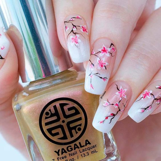 2019 Latest Nail Art Designs You Should Try
